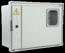 Carcasa industria carcasa vacía de distribución recuadro armario de distribución carcasa ip67